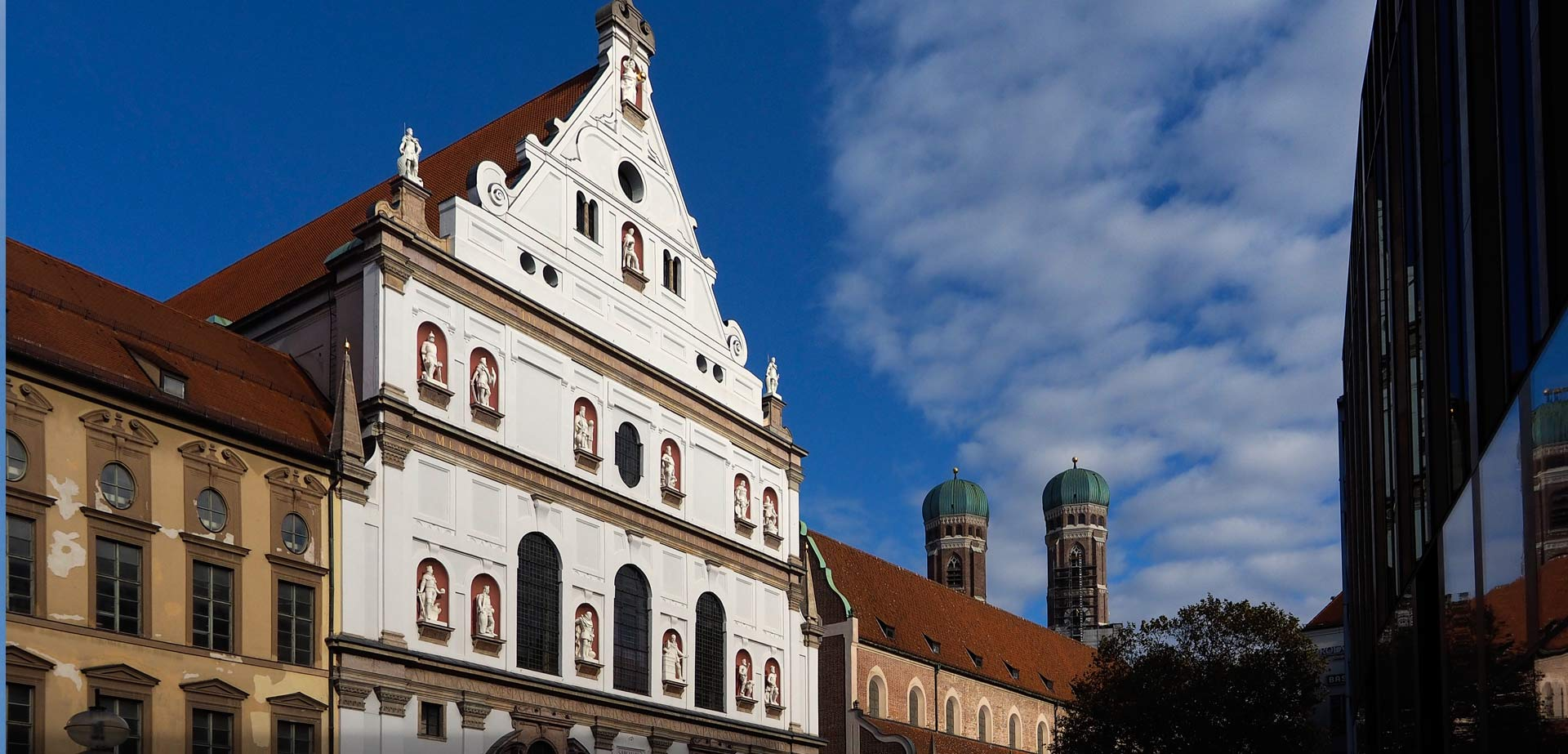 Stadtrundgänge mit Yvonne Haberda, Gästeführerin in München und Bayern